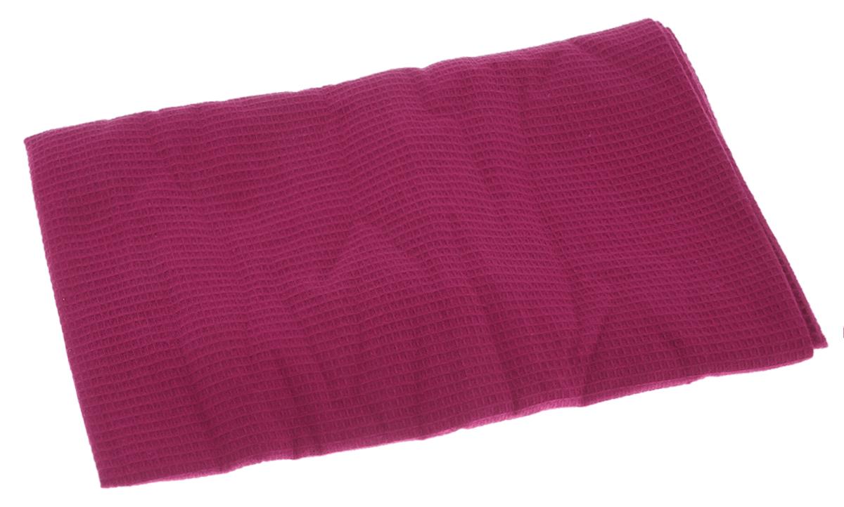 Накидка для бани и сауны Банные штучки, женская, цвет: бордовый32058_бордовыйВафельная накидка Банные штучки, изготовленная из 100% натурального хлопка, станет незаменимым аксессуаром в бане или сауне. Изделие снабжено резинкой и застежкой-липучкой. Имеет универсальный размер. Такая накидка - очень функциональная вещь, ее также можно использовать как полотенце или коврик на скамейку.Размер: 36-60.