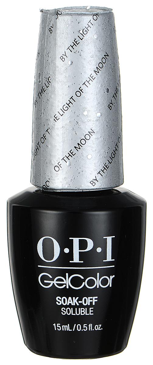 OPI Гель-лак GelColor, тон By the Light of the Moon, 15 мл161119Гель-лак OPI GelColor - это 100% гель в лаковом флаконе! В отличие от гелей-лаков, из-за отсутствия лаковой составляющей GelColor не подвержен сколам и трещинам. Светоотверждение в LED-лампе происходит за 30 секунд, а за 2 минуты в стандартной UV-лампе. Не требует шлифовки ногтей перед нанесением и опиливания при снятии. Снимается с помощью отмачивания за 15 минут. Не содержит ацетона, который может проникать в верхний слой ногтя и портить его. Не тускнеет и не выгорает под солнцем, сохраняя блеск до процедуры снятия.Товар сертифицирован.Как ухаживать за ногтями: советы эксперта. Статья OZON Гид