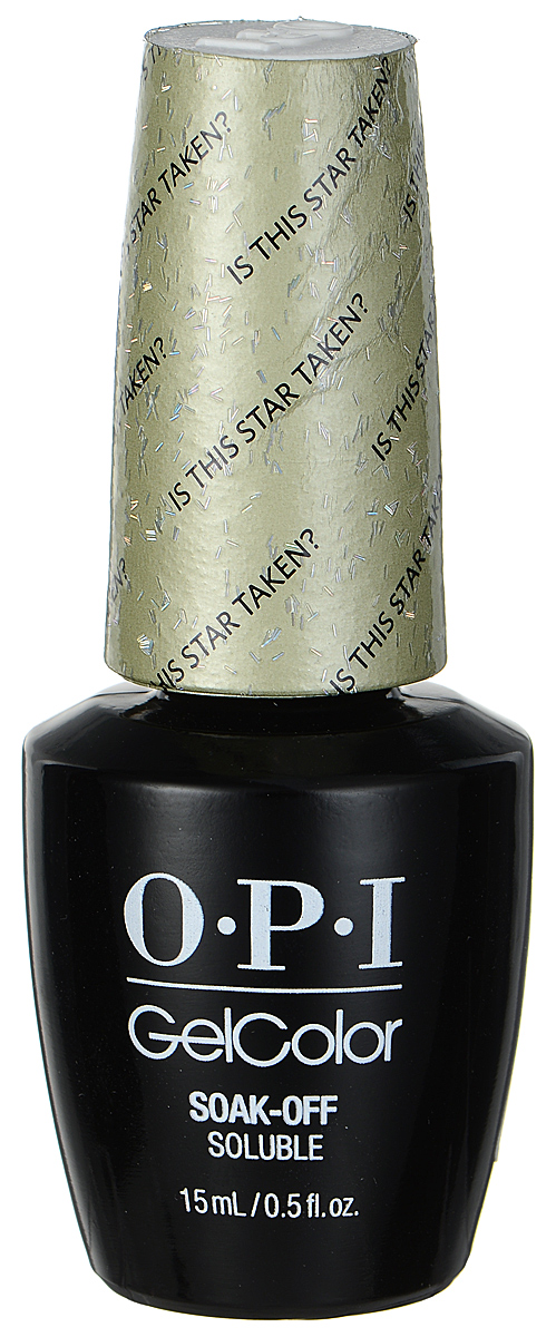"OPI Гель-лак ""GelColor"", тон Is This Star Taken?, 15 мл"