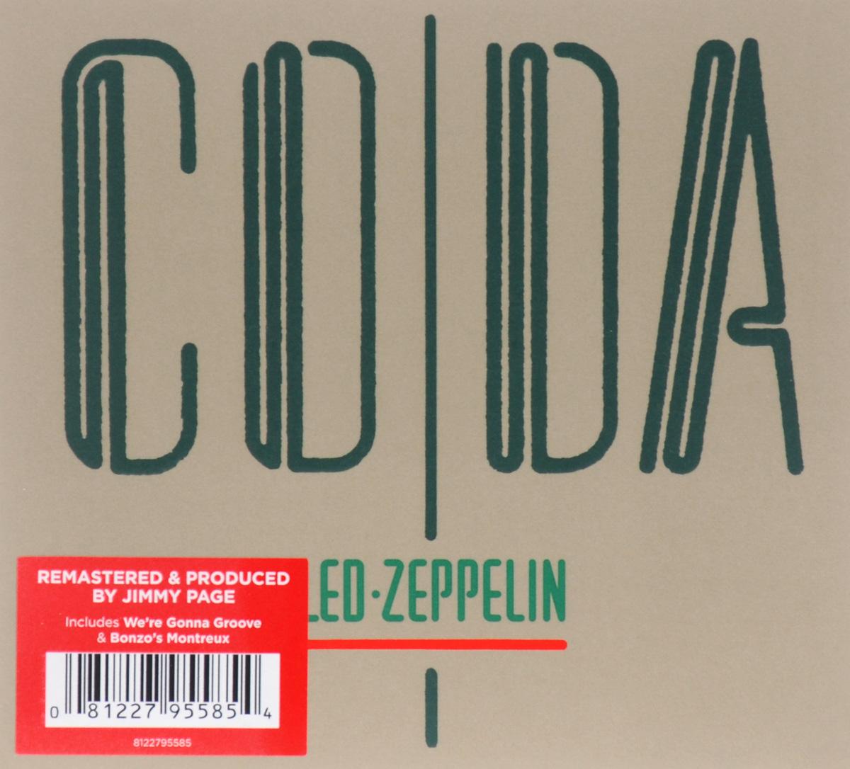 Фото - Led Zeppelin Led Zeppelin. Coda cd led zeppelin ii deluxe edition