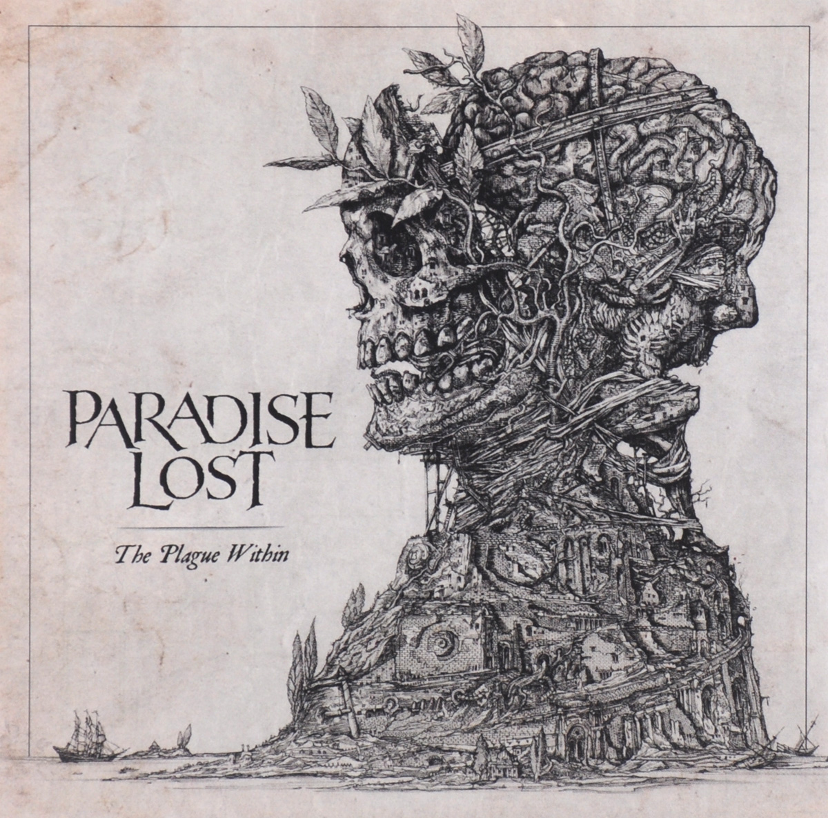 Paradise Lost Paradise Lost. The Plague Within david hopkins reading paradise lost