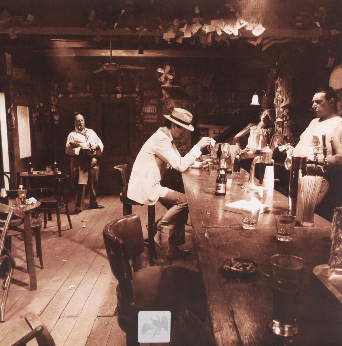 Led Zeppelin.  In Through The Out Door (LP) Warner Music,Atlantic Recording Corporation