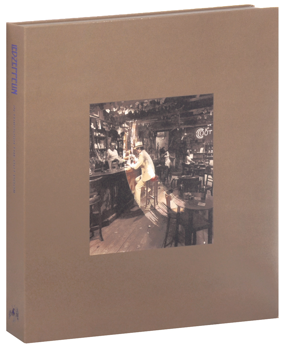 Led Zeppelin Led Zeppelin. In Through The Out Door. Super Deluxe Edition Box Set (2 CD + 2 LP)