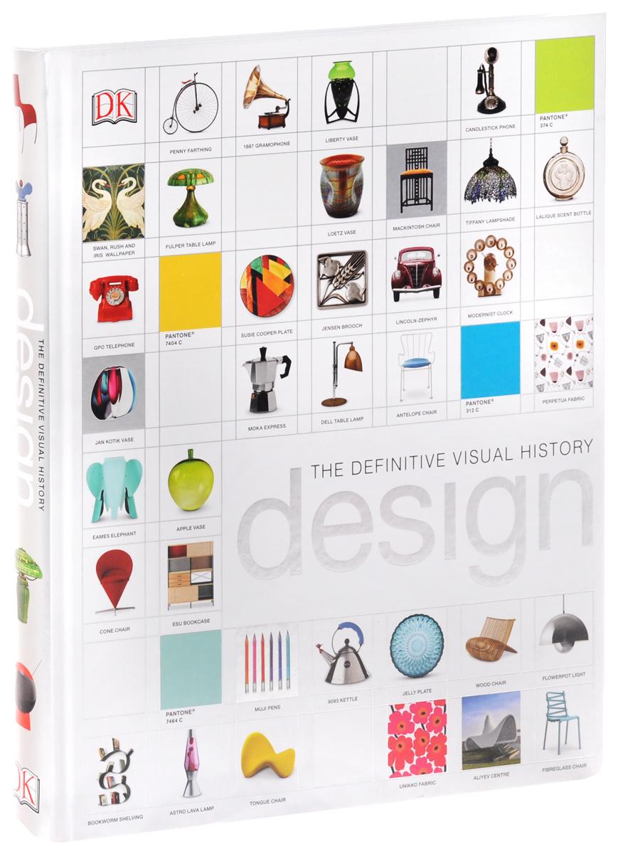Design: The Definitive Visual History italian visual phrase book