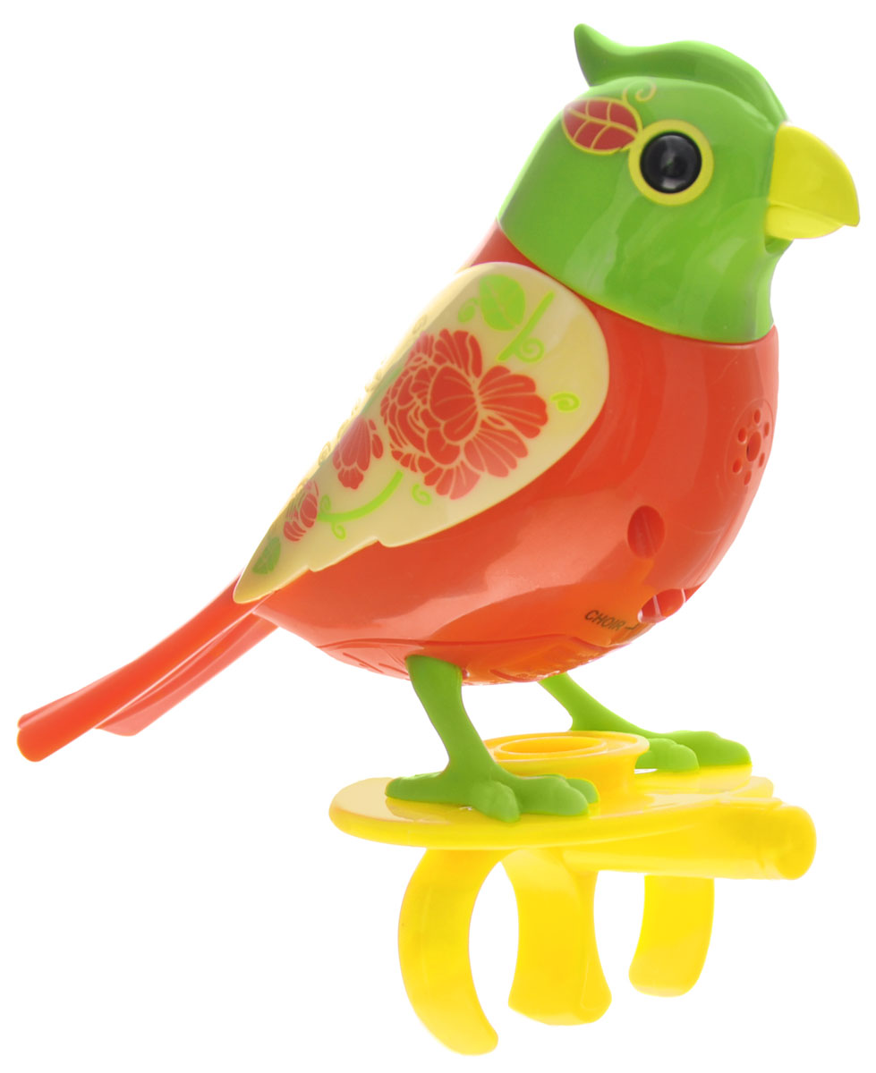 DigiBirds Интерактивная игрушка Птичка Pippa купить гоша интерактивная игрушка