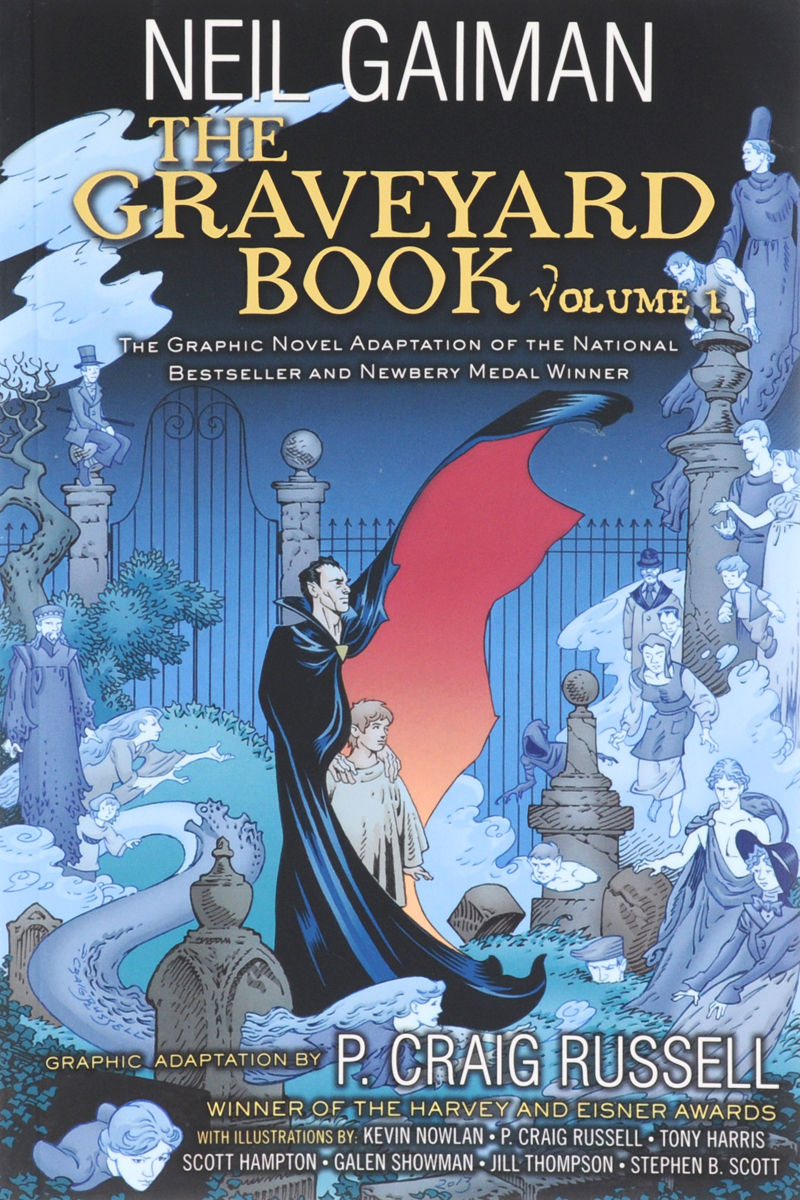 The Graveyard Book: Volume 1 alan moore kevin o neill the league of extraordinary gentlemen volume 2