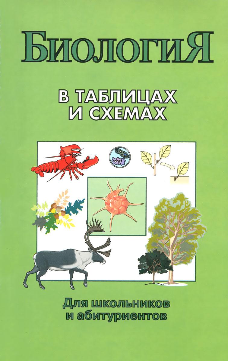 Биология в таблицах и схемах  железняк м дерипаско г биология в схемах терминах таблицах