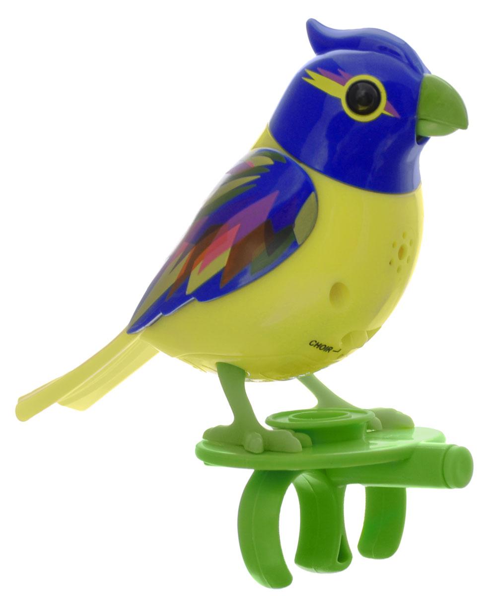 DigiBirds Интерактивная игрушка Птичка Brazil silverlit digibirds пингвин фигурист с кольцом серый