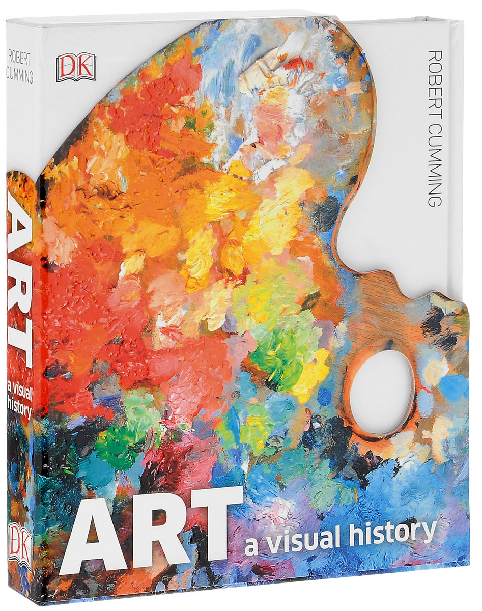Art: A Visual History italian visual phrase book