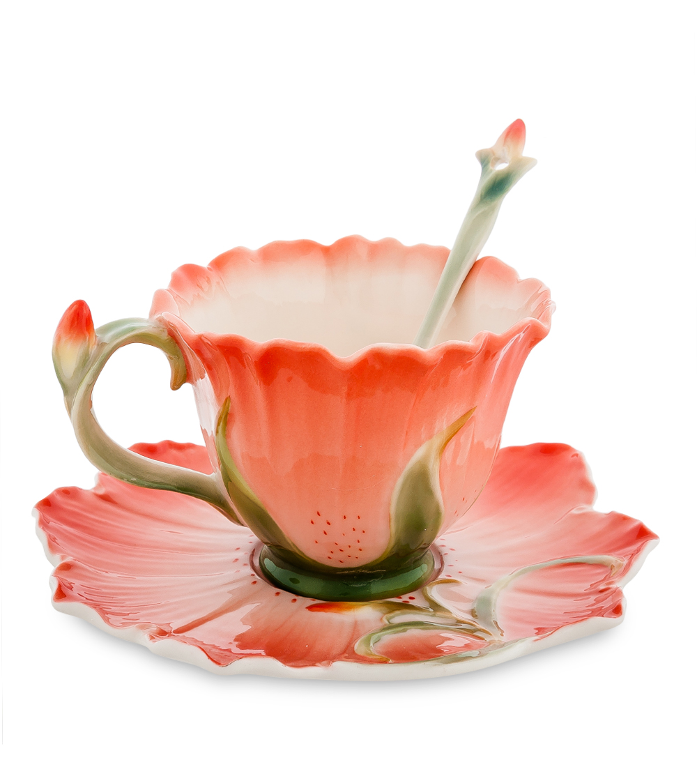 Чайная пара Pavone Гентиана, 3 предмета104843Чайная пара Pavone Гентиана состоит из чашки, блюдца и ложечки,изготовленных из фарфора. Чайная пара Pavone Гентиана украсит ваш кухонный стол, а такжестанет замечательным подарком друзьям и близким.Изделие упаковано в подарочную коробку с атласной подложкой. Объем чашки: 160 мл.Высота чашки: 8 см.Диаметр блюдца: 16 см.