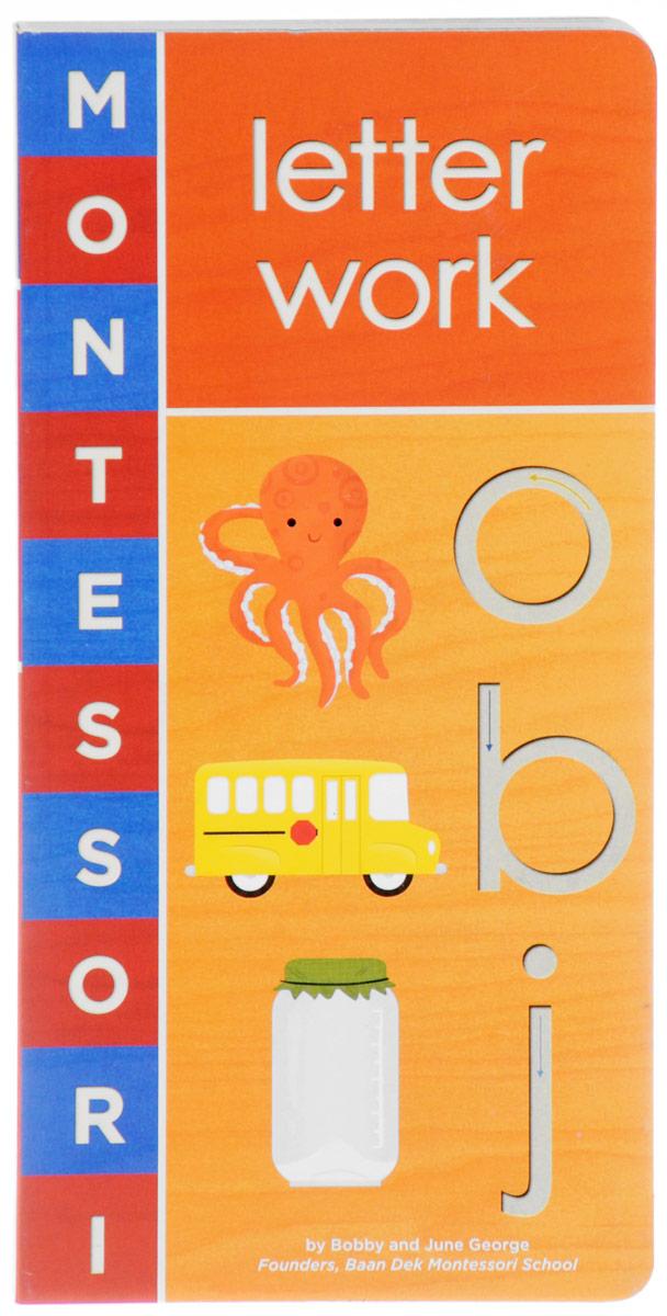 Montessori: Letter Work terrorism before the letter