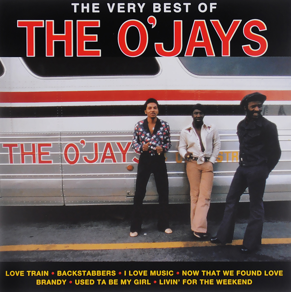 The O'Jays The O'Jays. The Very Best Of The O'Jays дон хенли don henley the very best of