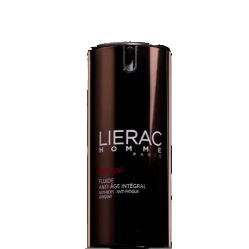Lierac ФЛЮИД Premium для мужчин анти-возрастной уход 40 млL1274Инновационное по формуле и Уникальное по действию продукта средство.Заполняетимеющиеся морщины, разглаживает кожу и повышает ее упругость.Уменьшает проявления признаков усталости кожи, возвращает здоровый вид.Уменьшает раздражение, смягчает и увлажняет кожу