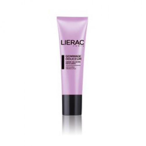 Lierac ЭКСФОЛИАНТ для лица 50 млL649Это отшелушивающий крем-скраб, способствующий эффективному очищению кожи лица от отмерших клеток, улучшающий структуру кожи и цвет лица. Содержит белую глину, гранулы жожоба, льняное масло и экстракт цветов мальвы. Активные компоненты скраба в процессе массажа глубоко приникают в кожу, питая её, делая более мягкой и бархатистой.