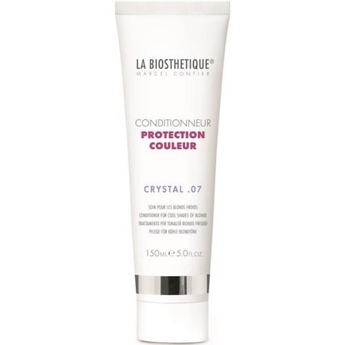 LaBiosthetiqueHair Кондиционер Protection Couleur для окрашенных волос, 150 мл8906015080223Бальзам подходит для тонких и окрашенных волос, бережно защищает волосы, придает им объем, сияние, сохраняет яркий цвет на долгое время, предупреждает обесцвечивание, улучшает структуру волос, оздоравливает, укрепляет, восстанавливает и нормализует обменные процессы.