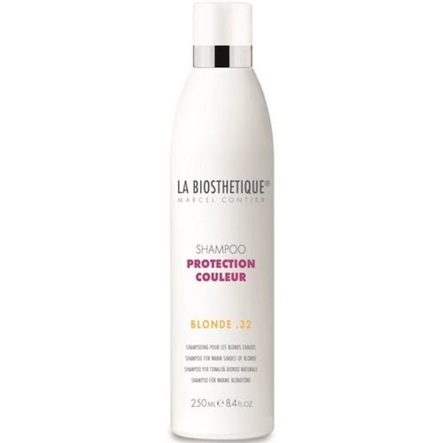 LaBiosthetiqueHair Шампунь Protection Couleur для окрашенных волос, 200 млLB120500Шампунь подходит для тонких и окрашенных волос, бережно защищает волосы, придает им объем, сияние, сохраняет яркий цвет на долгое время, предупреждает обесцвечивание, улучшает структуру волос, оздоравливает, укрепляет, восстанавливает и нормализует обменные процессы.