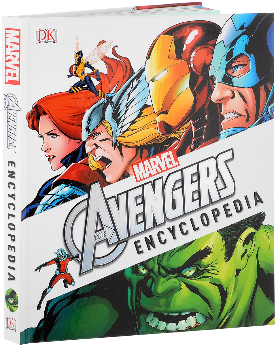 Marvel's the Avengers Encyclopediа uncanny avengers volume 1 counter evolutionary
