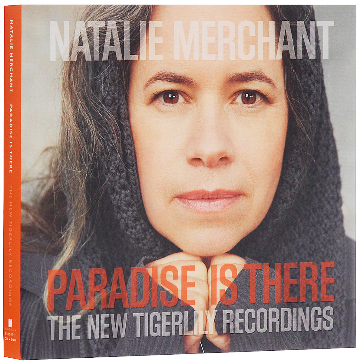 Натали Мерчант Natalie Merchant. Paradise Is There. The New Tigerlily Recordings (CD + DVD)
