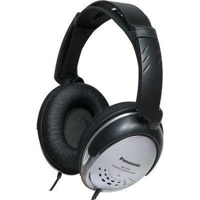 Panasonic RP-HT223GU-S, Silver наушники наушники panasonic rp hs6 e silver