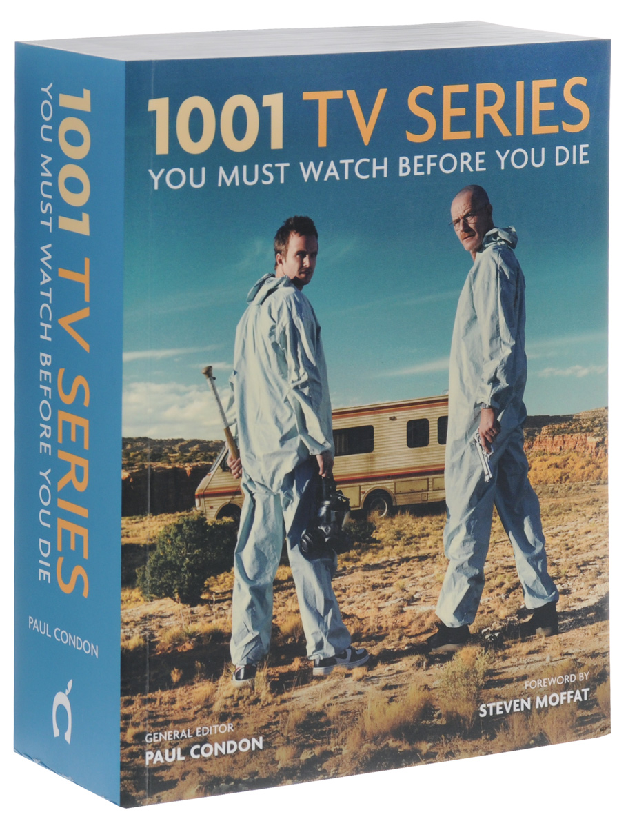 1001 TV Series You Must Watch before You Die 1001 buildings you must see before you die