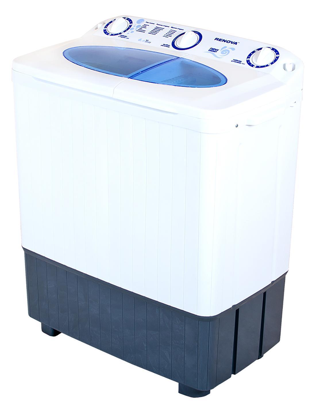Renova WS-60PET стиральная машина - Стиральные машины и сушильные аппараты