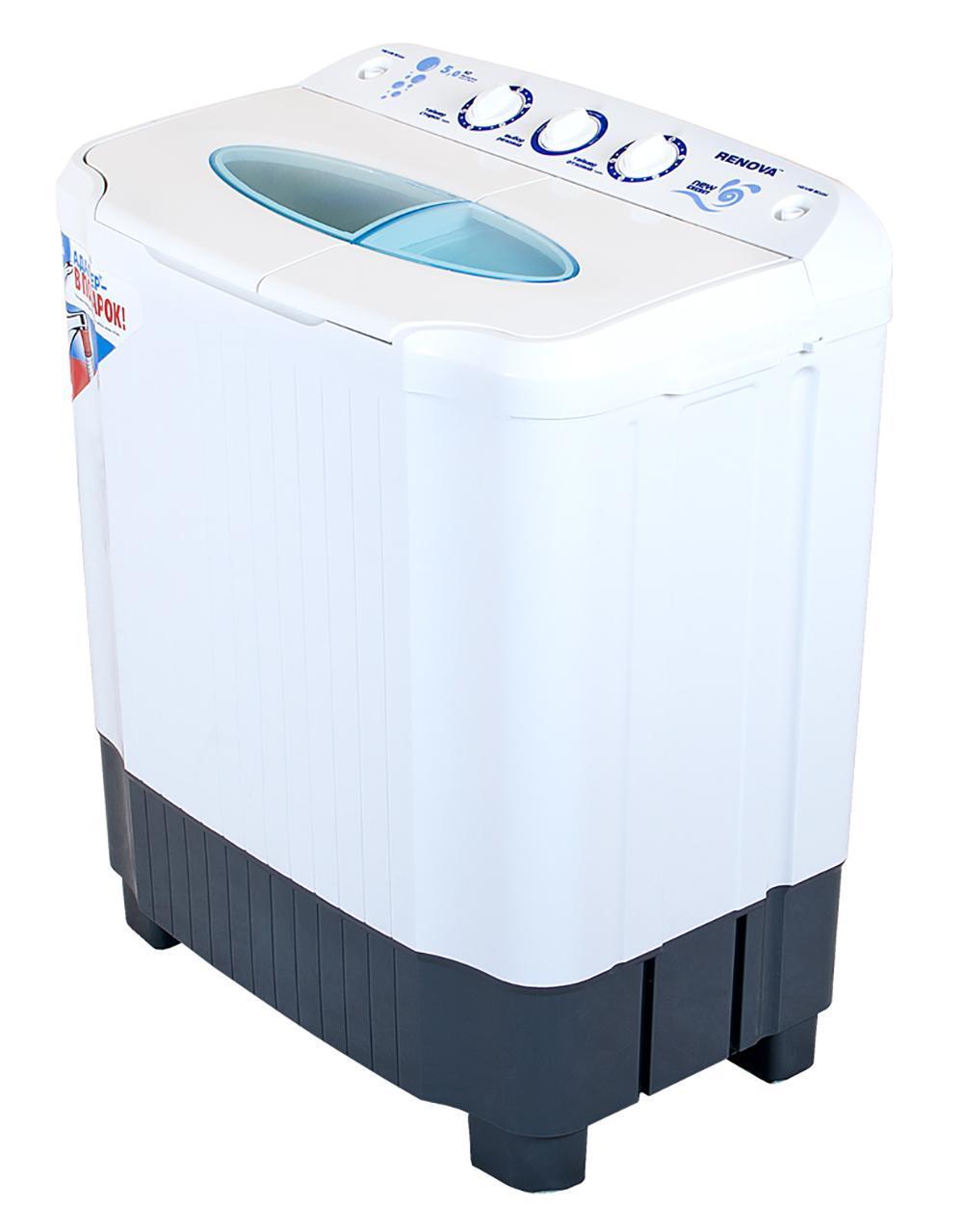 Renova WS-50PET стиральная машина - Стиральные машины и сушильные аппараты