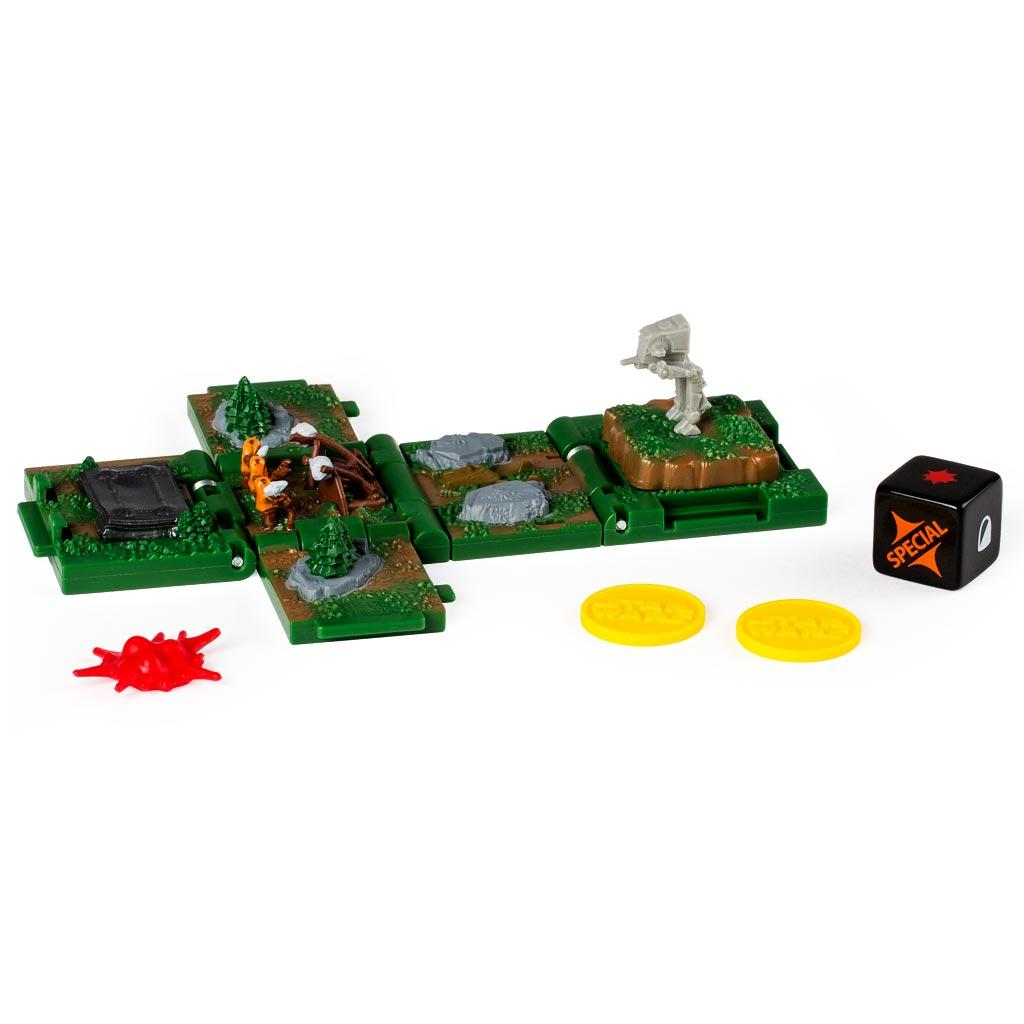 кубик 3d т57365 Spin Master Боевой кубик Звездные войны Endor Attack