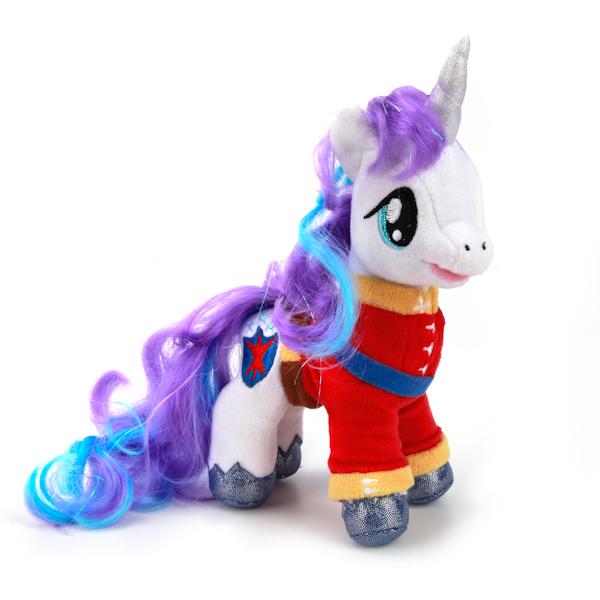 Мульти-Пульти Мягкая игрушка Пони принц армор My little pony мульти пульти пони эпл джек со светом и звуком my little pony мульти пульти
