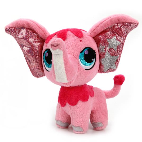 Мульти-Пульти Мягкая игрушка слоник lps