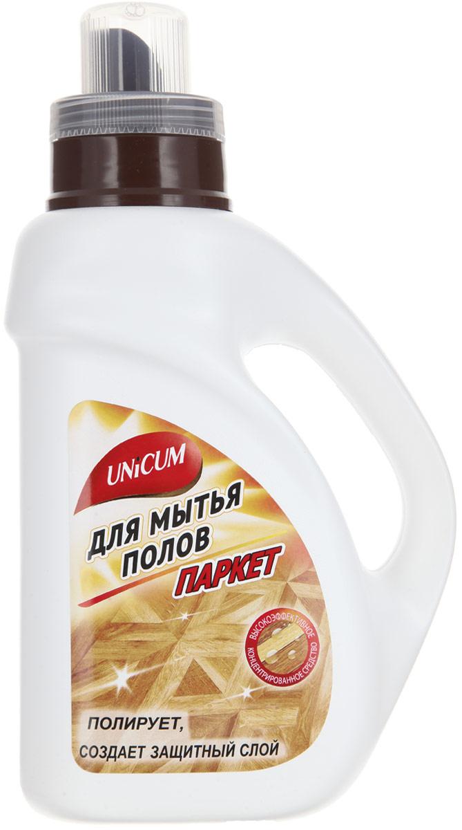 Средство для мытья паркета Unicum, 1 л как товар на ozon за голоса вконтакте