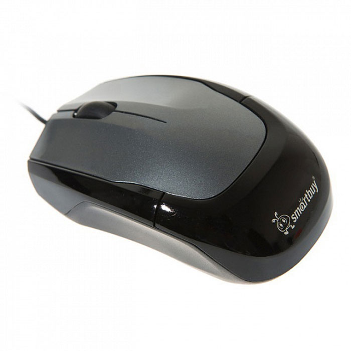 SmartBuy SBM-307, Grey Black мышь