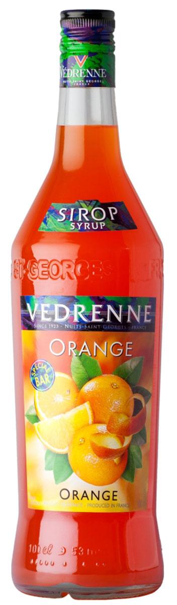 Vedrenne Апельсин сироп, 1 л vedrenne амаретто сироп 0 7 л