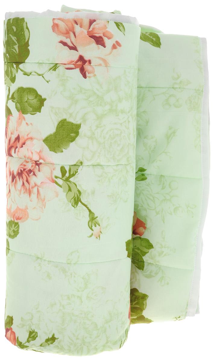 Одеяло облегченное OL-Tex Miotex, наполнитель: полиэфирное волокно Holfiteks, цвет: зеленый, коричневый, 140 х 205 смМХПЭ-15-2_зеленый, коричневыйЧехол облегченного одеяла OL-Tex Miotex выполнен из высококачественного полиэстера. Наполнитель - полиэфирное высокосиликонизированное волокно Holfiteks. Одеяло простегано - значит, наполнитель внутри будет всегда распределен равномерно. Изделие оформлено ярким рисунком.Идеально подойдет тем, кто ценит мягкость и тепло. Ручная стирка при температуре 30°С.