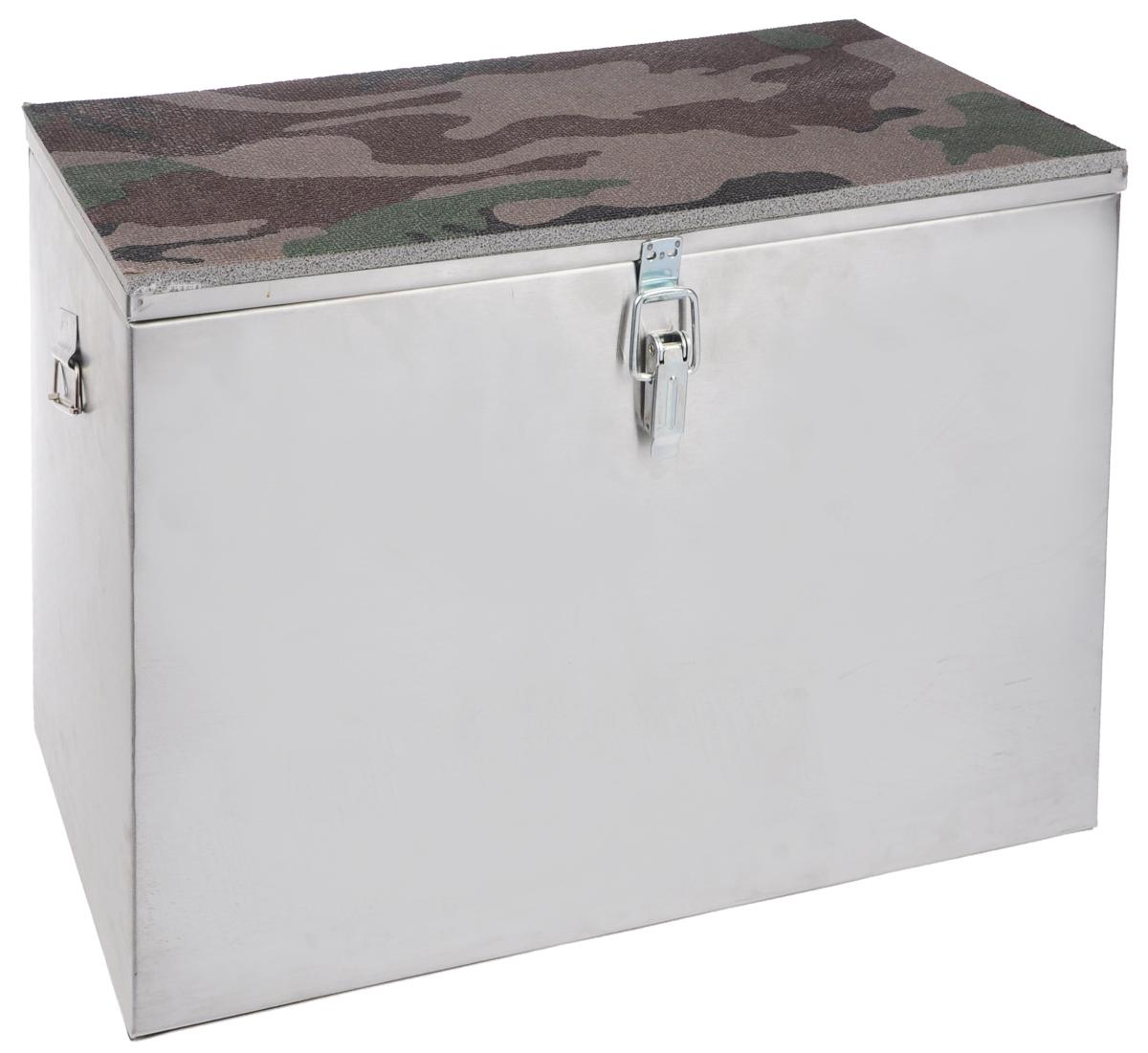 Ящик рыболова Рост, 40 см х 19 см х 29 см ящик рыболова рост 40 см х 19 см х 29 см 2447