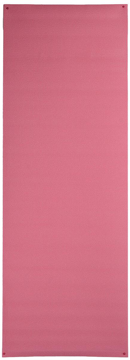 Коврик для йоги Ironmaster, цвет: розовый, 173 см х 61 см х 0,6 см коврик для йоги onerun цвет зеленый 173 х 61 см