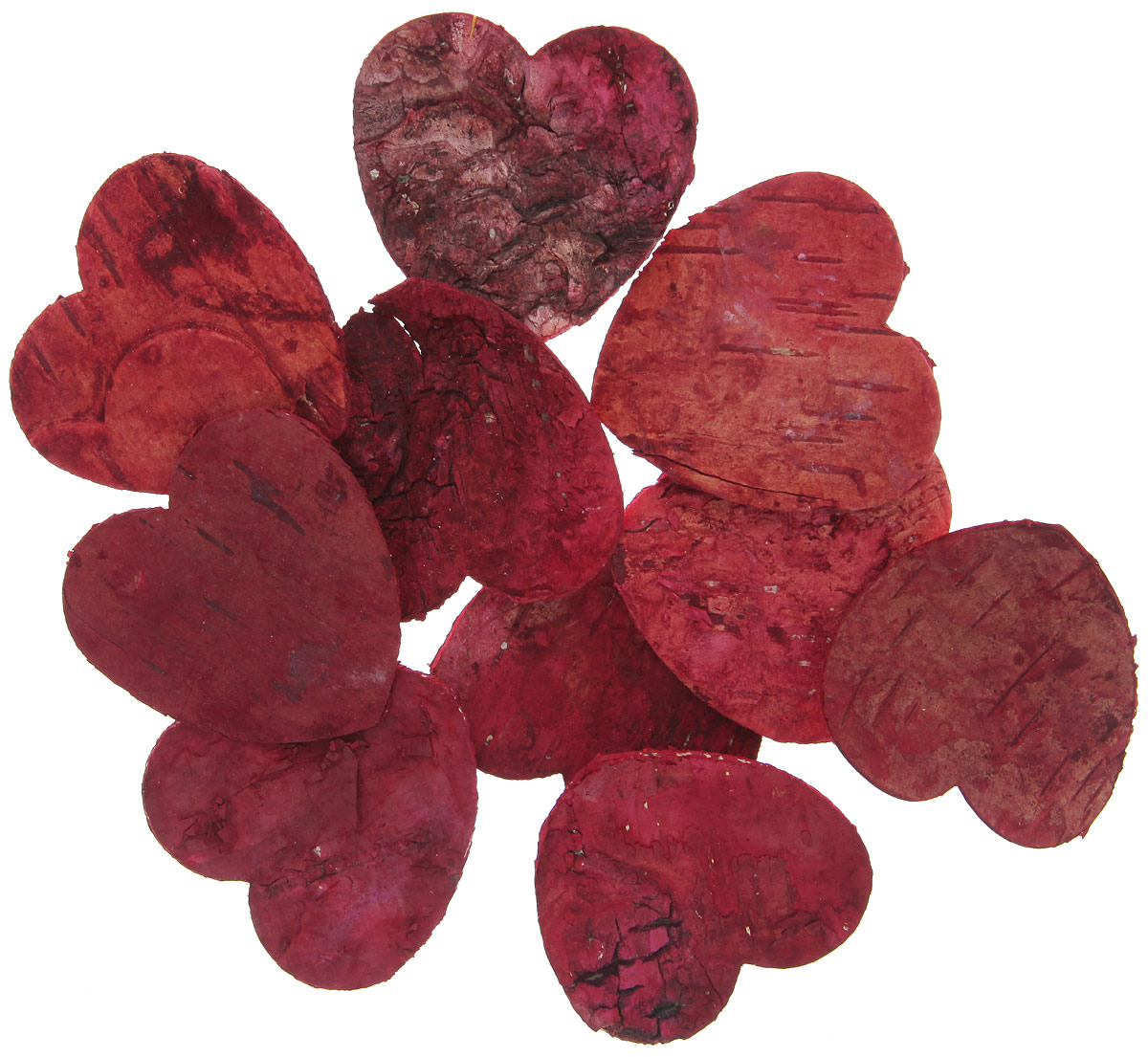 Декоративный элемент Dongjiang Art Сердце, цвет: красный, 10 шт7709004_красныйДекоративный элемент Dongjiang Art Сердце, изготовленный из натуральной коры дерева, предназначен дляукрашения цветочных композиций. Изделие можно также использовать в технике скрапбукинг и многом другом.Флористика - вид декоративно-прикладного искусства, который использует живые, засушенные иликонсервированные природные материалы для создания флористических работ. Это целый мир, в котором естьместо и строгому математическому расчету, и вдохновению. Размер одного элемента: 5 см х 5 см.