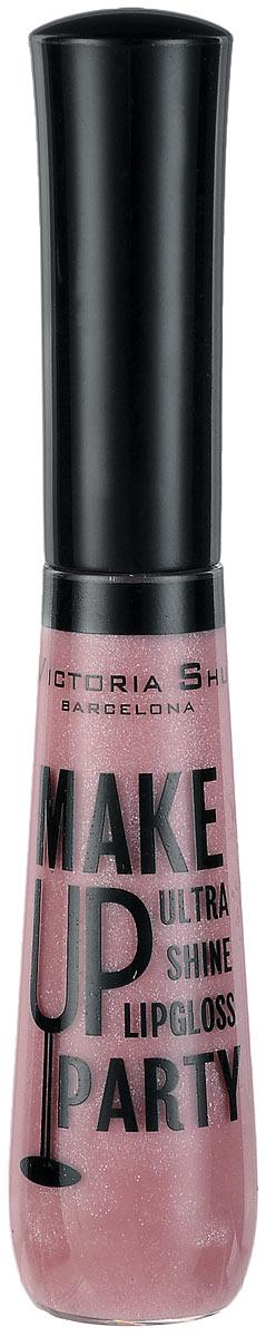 Victoria Shu Блеск для губ Make Up Party, тон №245 розовый, 8 мл