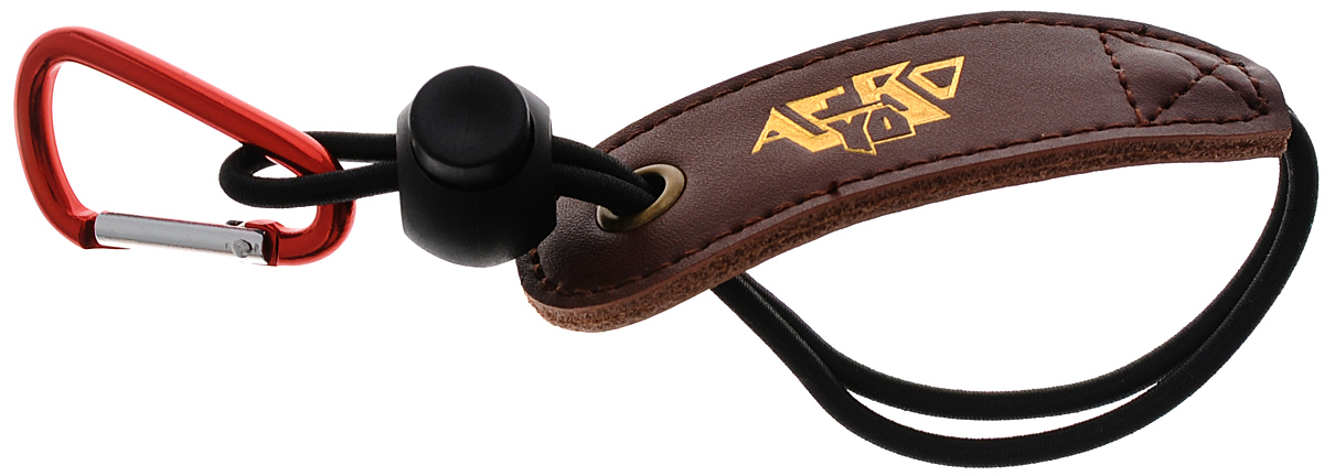 Aero-Yo Держатель для йо-йо цвет коричневый игрушка йо йо 1 toy на палец