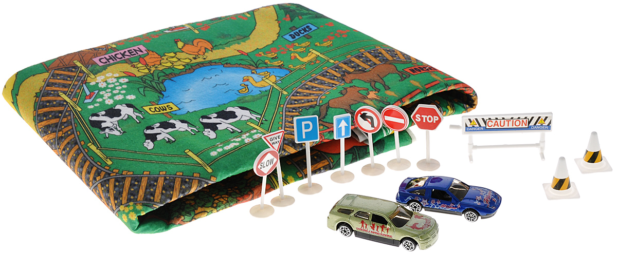 Big Motors Игровой набор Деревня