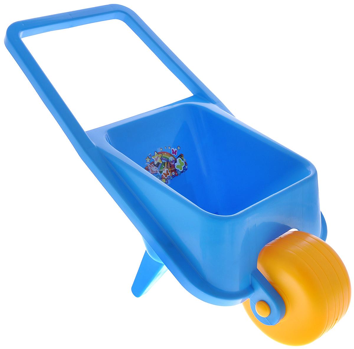 Нордпласт Тачка детская цвет голубой