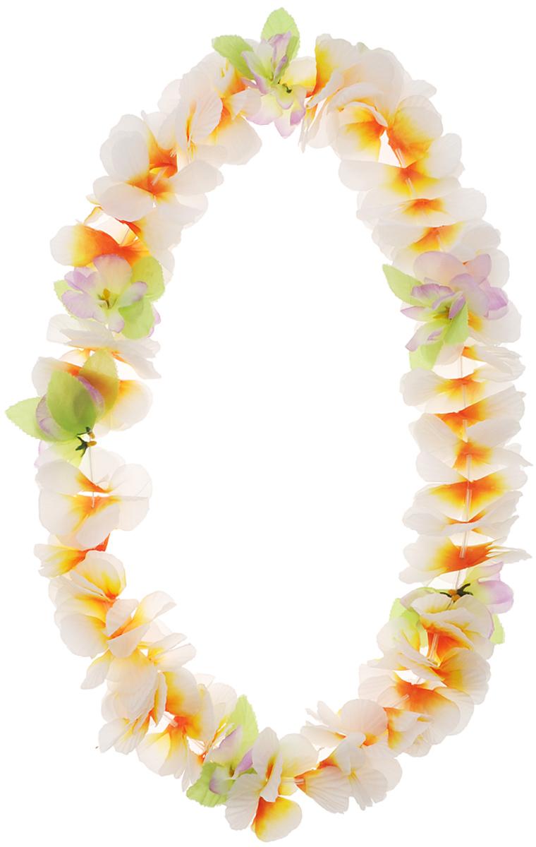 Amscan Карнавальное украшение на шею Гавайи Мягкий Лепесток -  Карнавальные костюмы и аксессуары