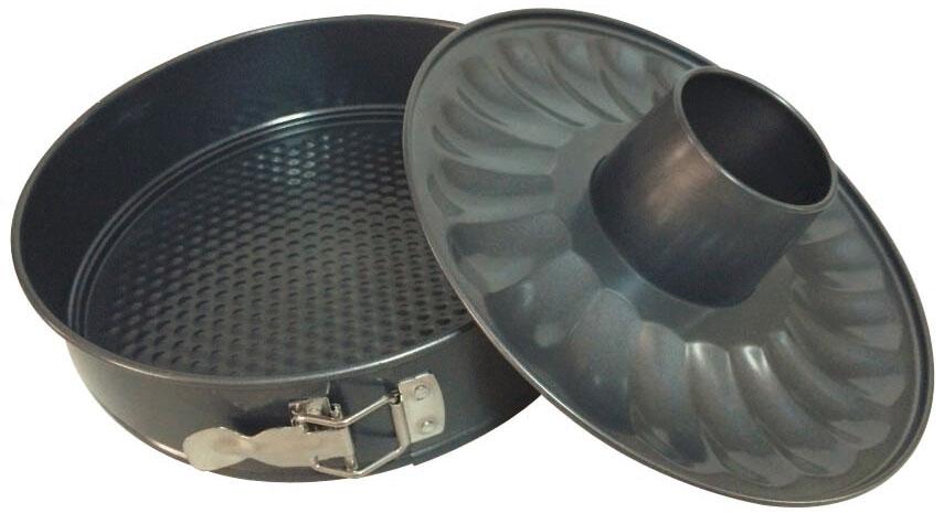 d-28*6.8см, корпус 0,4мм, антиприг. покрытие Goldflon, 2 основания . Состав: углеродистая сталь.