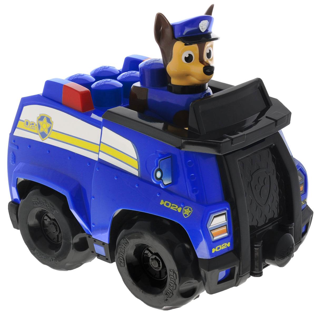 Paw Patrol Конструктор Полицейский патруль Чейза