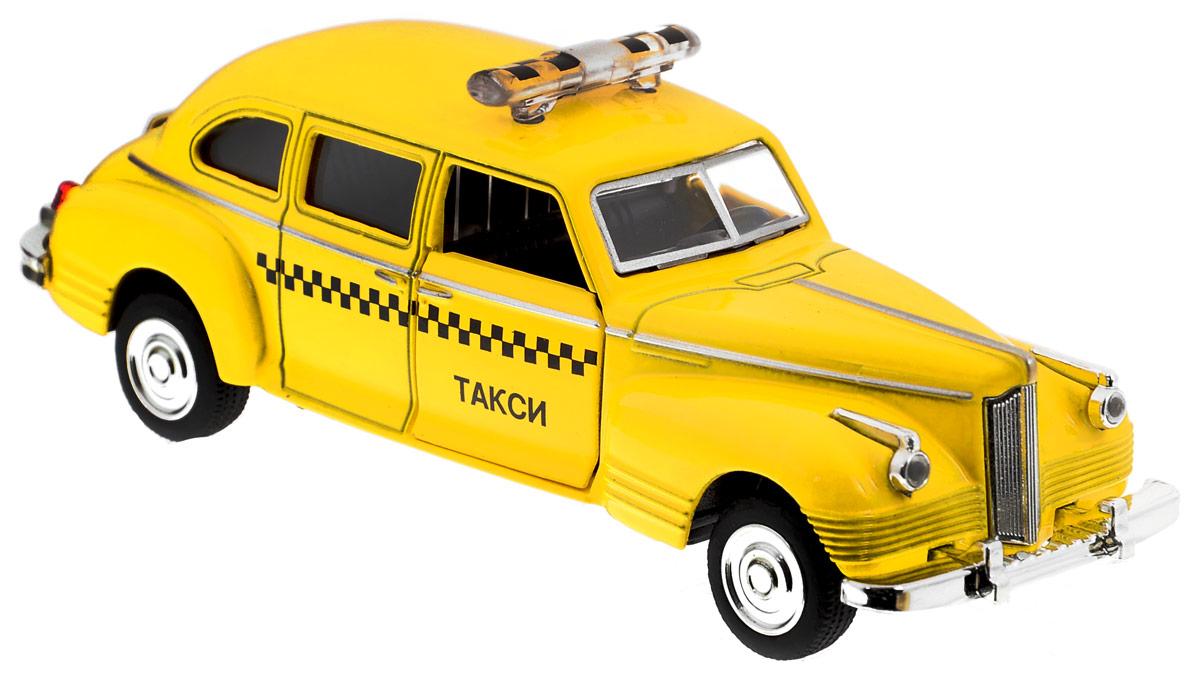 Play Smart Машинка инерционная ЗИС-110 Такси игрушка технопарк зис 110 такси x600 h09045 r