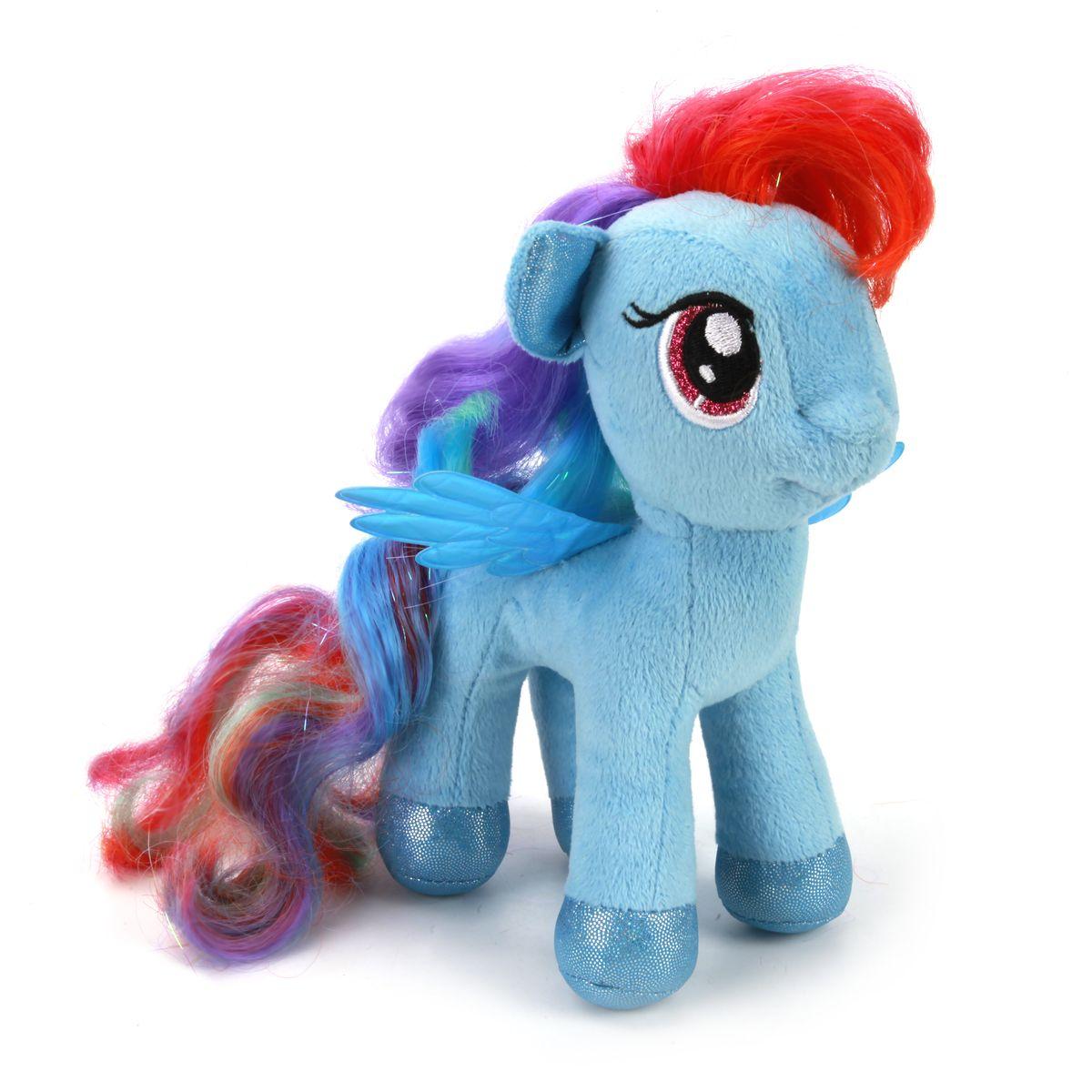 Мульти-Пульти Мягкая игрушка Пони радуга My little pony лонгслив printio щит моя маленькая пони