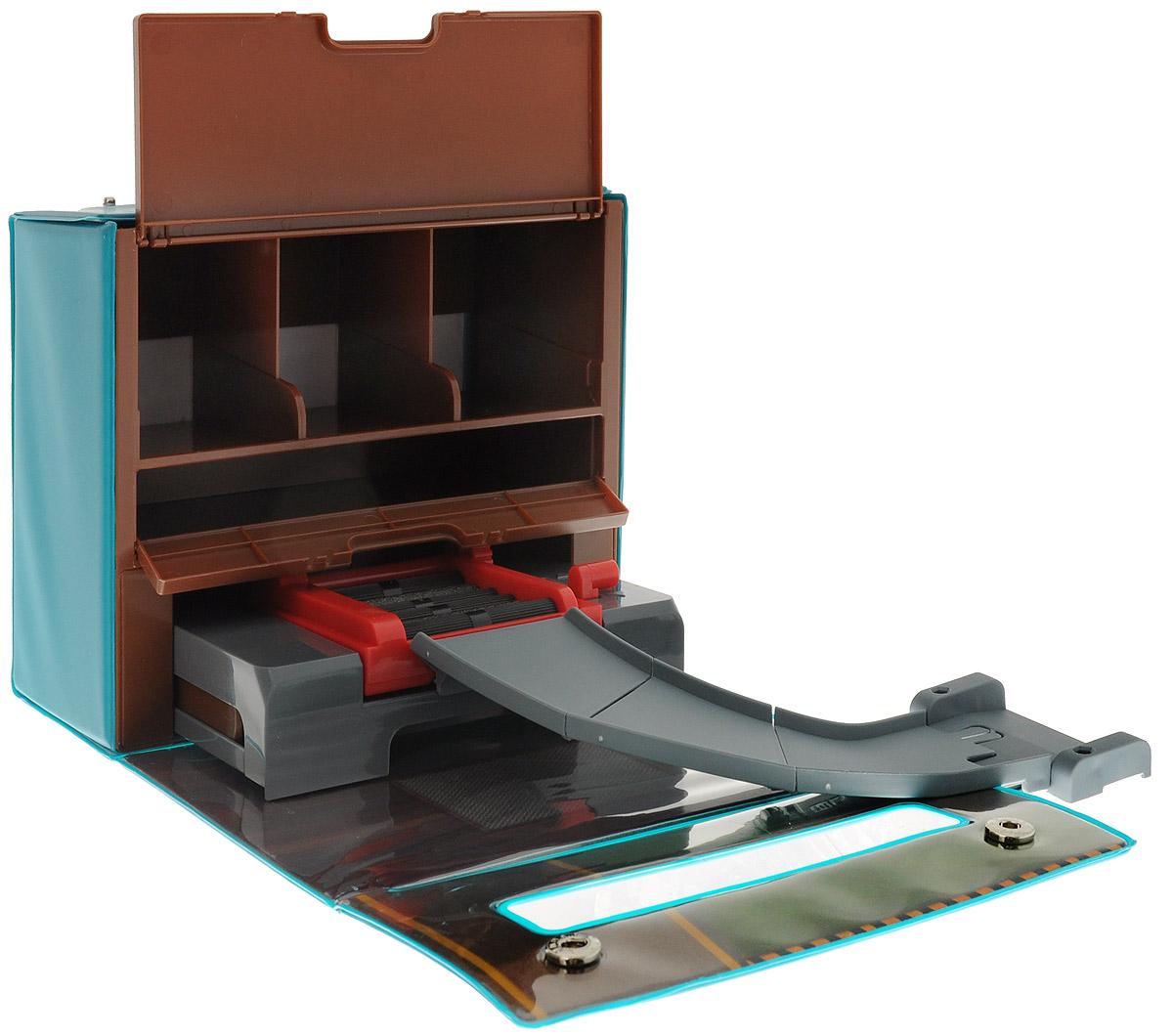 машинки игрушечные машинки поли робокар Robocar Poli Игровой набор Мастерская Уиллера