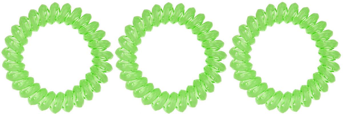 Резинка-браслет для волос Mitya Veselkov, цвет: салатовый, 3 шт. REZ1 резинки mitya veselkov резинка для волос