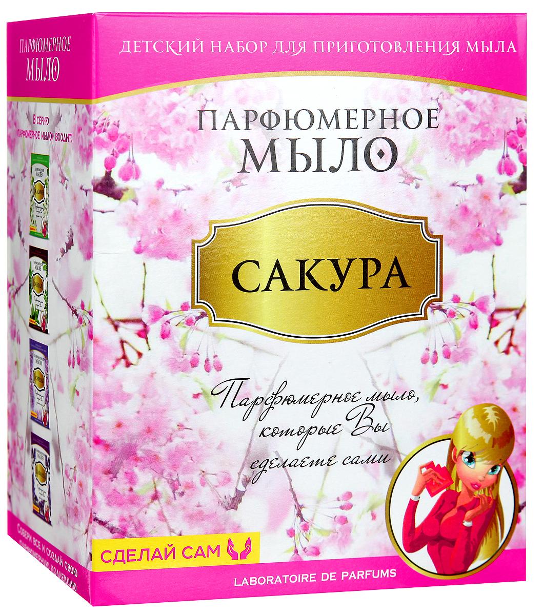Master IQ Набор для изготовления парфюмерного мыла Сакура