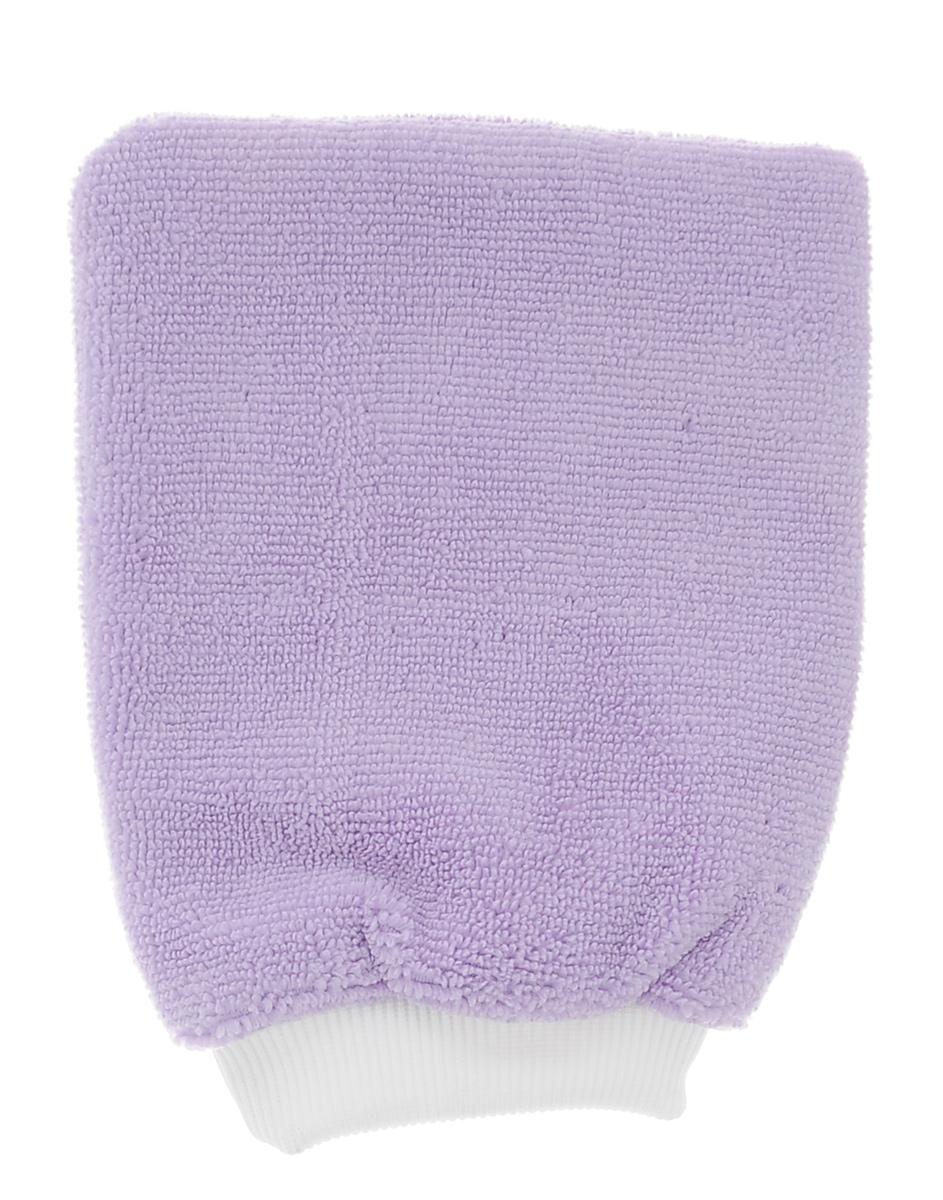 Варежка для уборки салона автомобиля Sapfire, цвет: сиреневый, белый, 20 х 15 смSFM-3017_сиреневый, белыйВарежка Sapfire великолепно удаляет пыль и грязь с любой поверхности. Клиновидные микроскопические волокна захватывают и легко удерживают частички пыли, жировой и никотиновый налет, микроорганизмы, в том числе болезнетворные и вызывающие аллергию. Обладает уникальной способностью быстро впитывать большой объем жидкости. Протертая поверхность становится идеально чистой, сухой, блестящей, без разводов и ворсинок.Состав: 85% полиэстер, 15% полиамид.