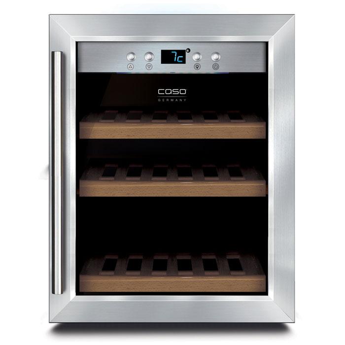 CASO WineSafe 12 Classic винный шкаф - Холодильники и морозильные камеры